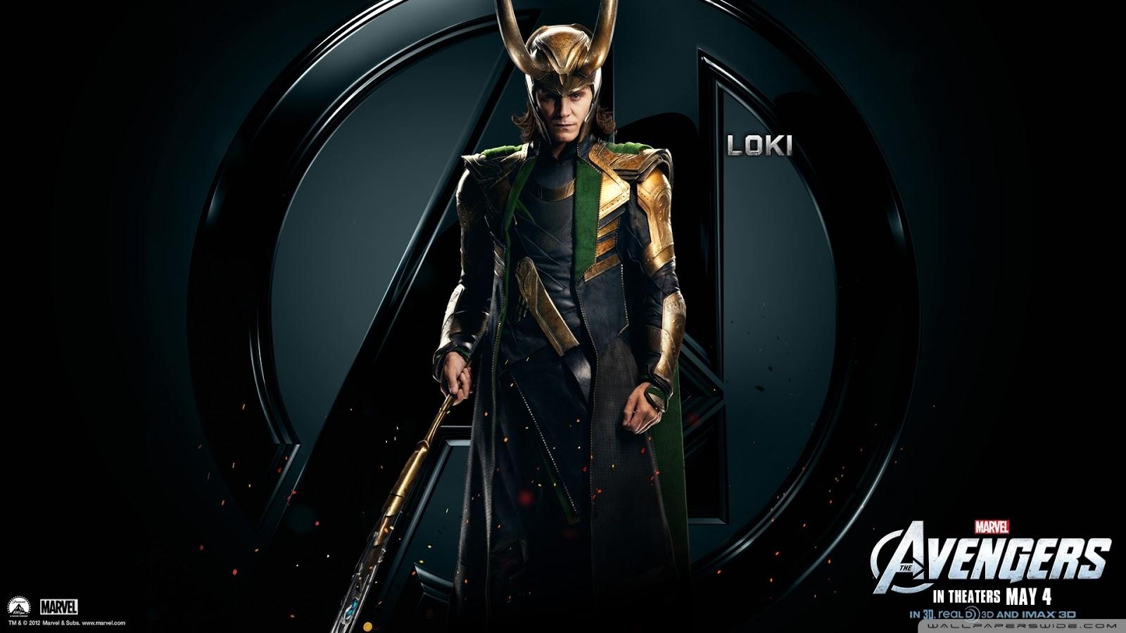 Loki Avengers 4